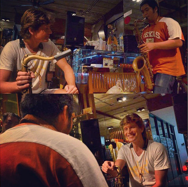 Masterclass in Bangkok